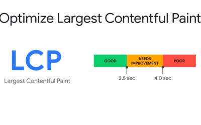 Оптимизация LCP (Core Web Vitals)